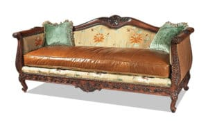 Settee, Sofa & Banquettes